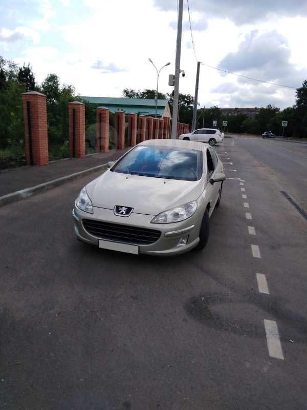 Peugeot 407, 2007 год, 260 000 руб.