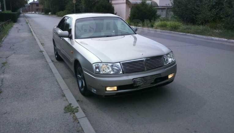 Nissan Cedric, 2001 год, 530 000 руб.