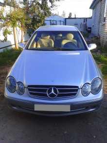 Почеп CLK-Class 2005