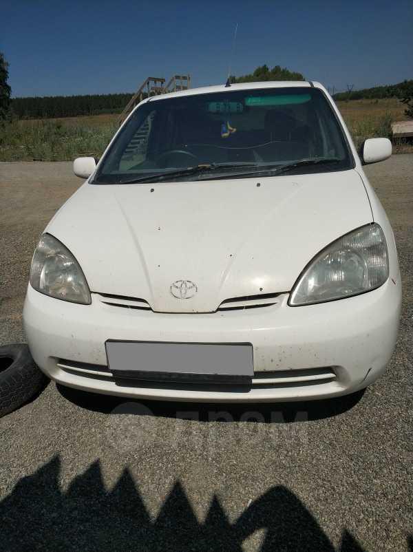 Toyota Prius, 2002 год, 205 000 руб.