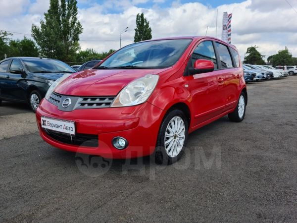 Nissan Note, 2008 год, 382 000 руб.