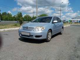 Курган Corolla 2006