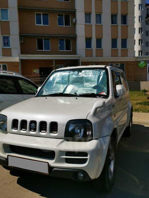 Suzuki Jimny Sierra, 2009 год, 500 000 руб.