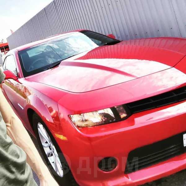 Chevrolet Camaro, 2014 год, 1 150 000 руб.