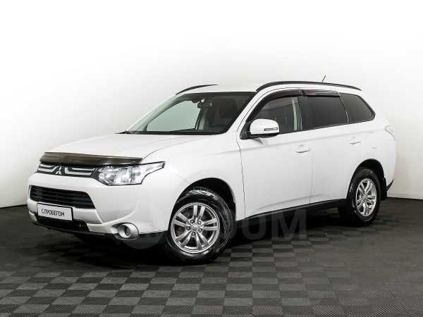 Mitsubishi Outlander, 2014 год, 907 000 руб.