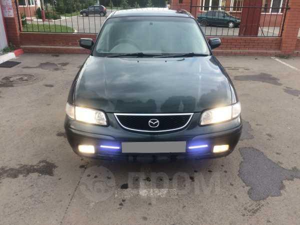 Mazda Capella, 1997 год, 125 000 руб.