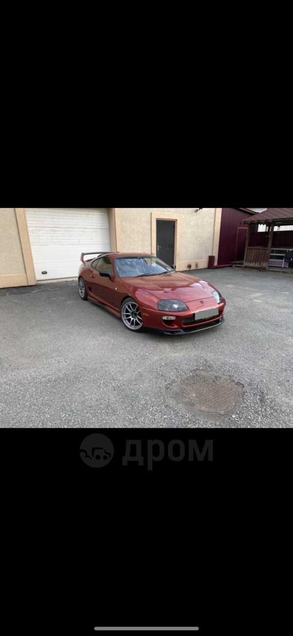 Toyota Supra, 1995 год, 1 100 000 руб.