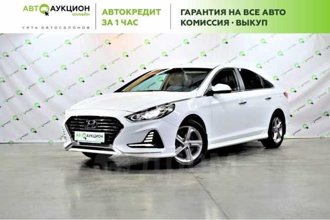 Hyundai Sonata, 2018 год, 1 465 000 руб.