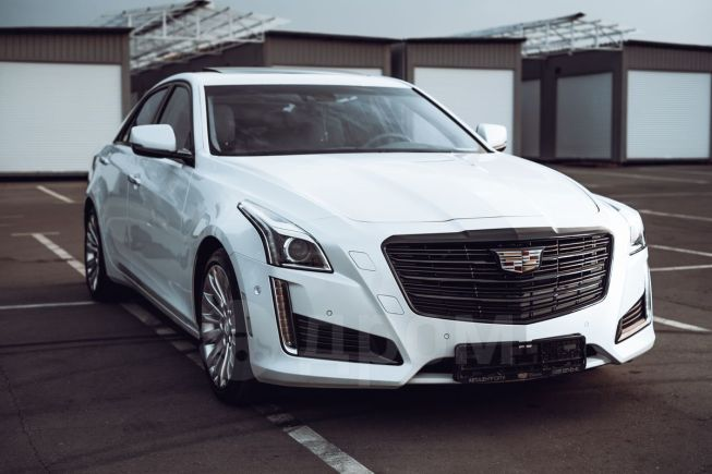 Cadillac CTS, 2015 год, 1 700 000 руб.