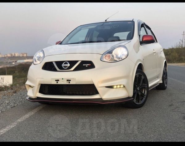 Nissan March, 2016 год, 480 000 руб.