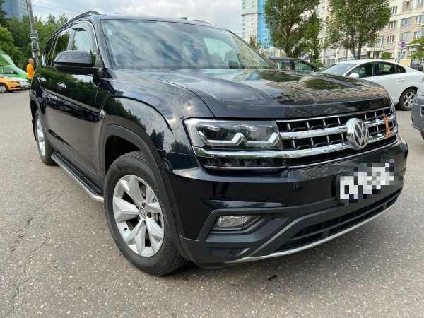 Volkswagen Teramont, 2018 год, 2 850 000 руб.