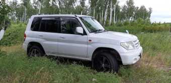 Челябинск Pajero iO 2001