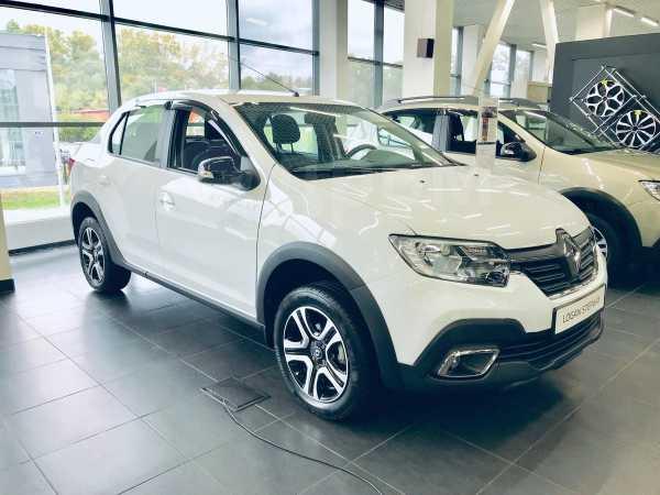 Renault Logan Stepway, 2020 год, 788 000 руб.