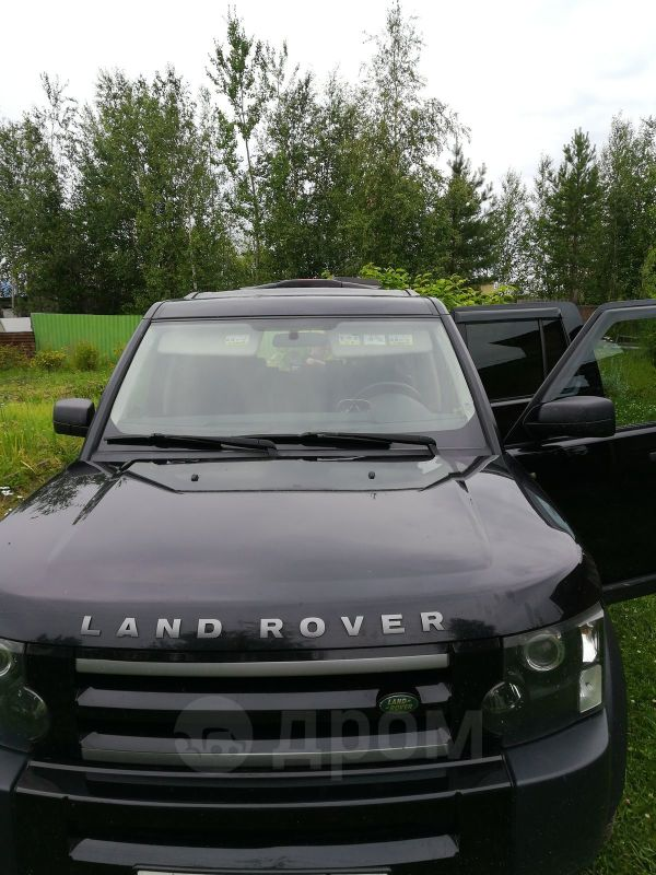 Land Rover Discovery, 2008 год, 850 000 руб.