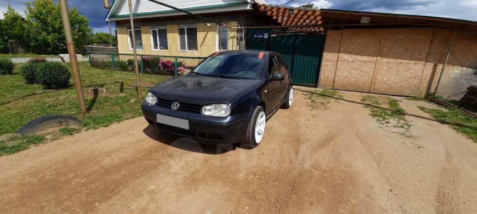 Volkswagen Golf, 2000 год, 165 000 руб.