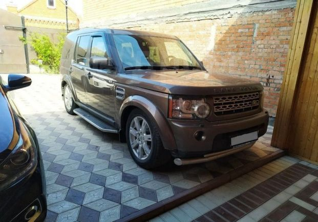 Land Rover Discovery, 2010 год, 680 000 руб.
