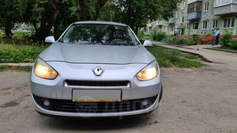 Renault Fluence, 2012 год, 320 000 руб.