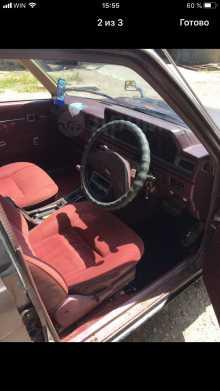 Севастополь Corolla 1981