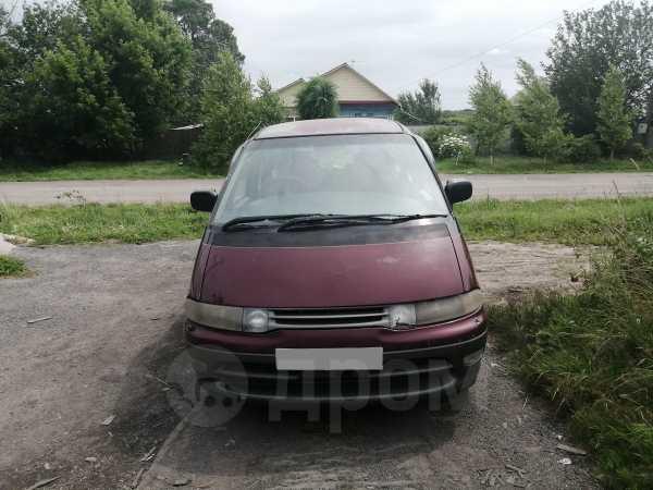 Toyota Estima, 1992 год, 165 000 руб.