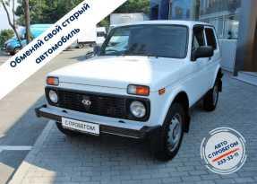 Владивосток 4x4 2121 Нива 2014