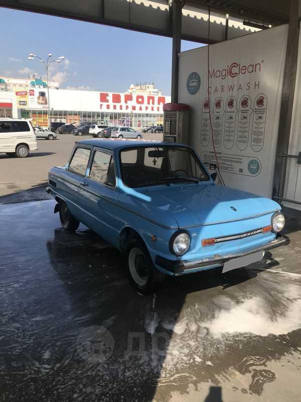 ЗАЗ Запорожец, 1991 год, 50 000 руб.