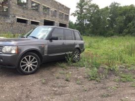 Осинники Range Rover 2004