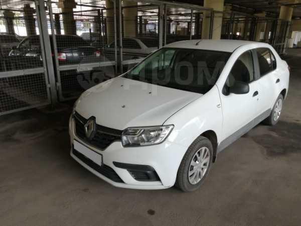 Renault Logan, 2018 год, 420 000 руб.