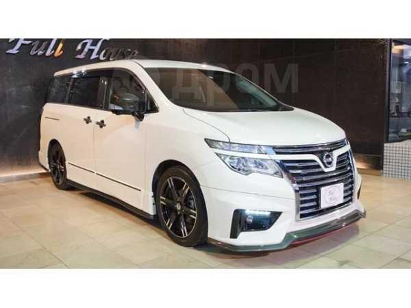 Nissan Elgrand, 2016 год, 1 700 000 руб.