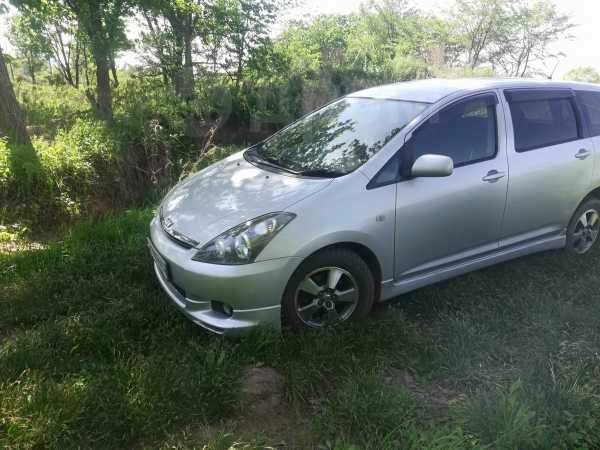 Toyota Wish, 2003 год, 480 000 руб.