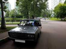 Москва 2107 1995