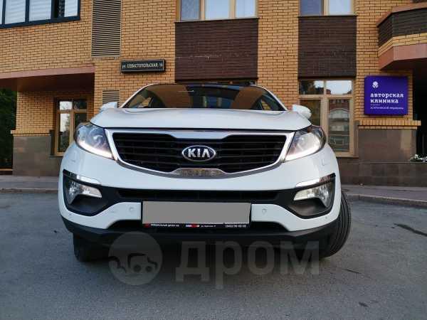Kia Sportage, 2013 год, 910 000 руб.