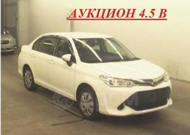 Toyota Corolla Axio, 2016 год, 659 000 руб.