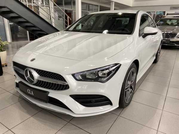 Mercedes-Benz CLA-Class, 2020 год, 2 590 000 руб.