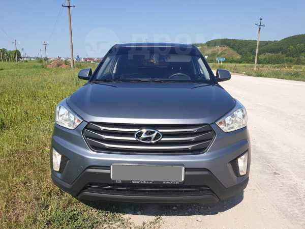 Hyundai Creta, 2018 год, 880 000 руб.