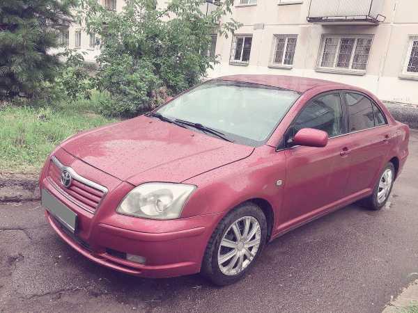 Toyota Avensis, 2004 год, 390 000 руб.