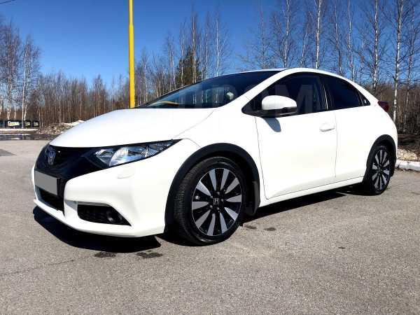 Honda Civic, 2014 год, 900 000 руб.
