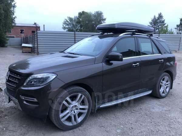 Mercedes-Benz M-Class, 2013 год, 2 050 000 руб.