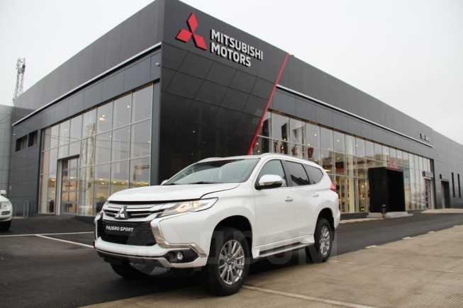 Mitsubishi Pajero Sport, 2019 год, 2 783 000 руб.