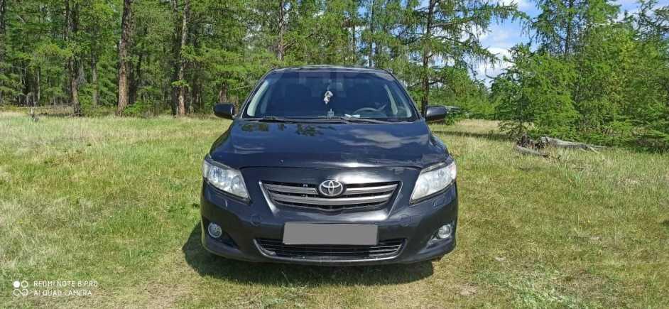 Toyota Corolla FX, 2008 год, 500 000 руб.