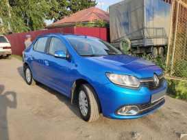 Омск Renault Logan 2016