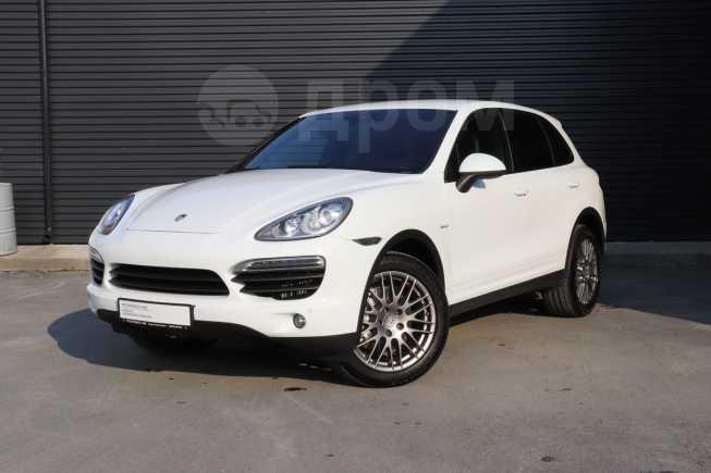 Porsche Cayenne, 2013 год, 2 390 000 руб.