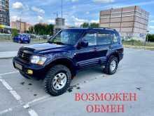 Новосибирск Montero 2002