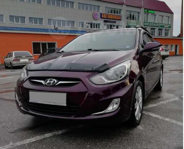 Hyundai Solaris, 2012 год, 535 000 руб.