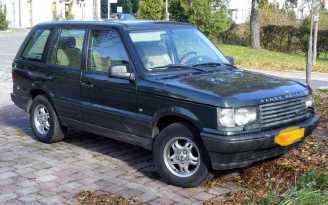 Барнаул Range Rover 1999
