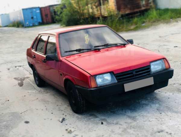 Лада 21099, 1996 год, 130 000 руб.
