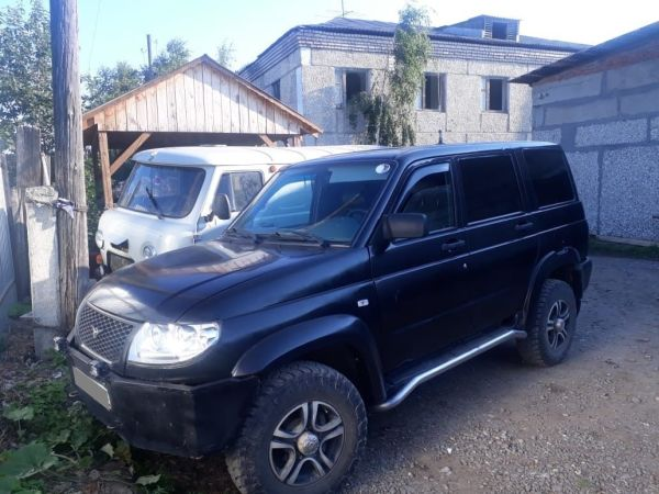 УАЗ Патриот, 2008 год, 270 000 руб.