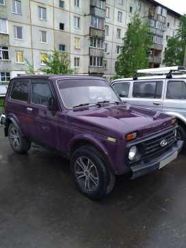 Бодайбо 4x4 2121 Нива 2004