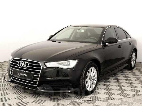 Audi A6, 2017 год, 2 078 000 руб.
