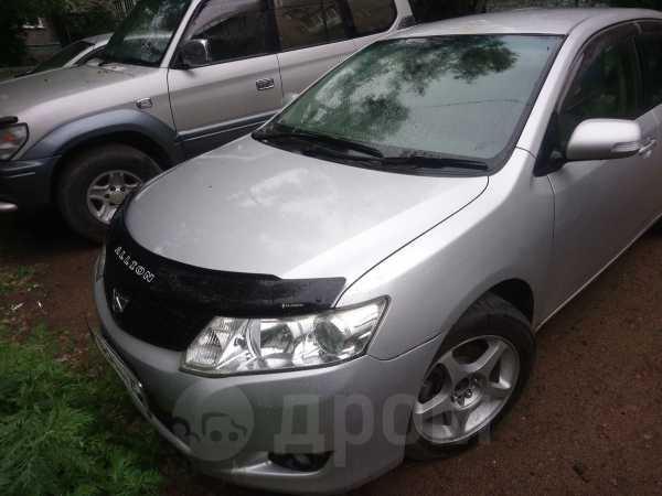 Toyota Allion, 2007 год, 500 000 руб.