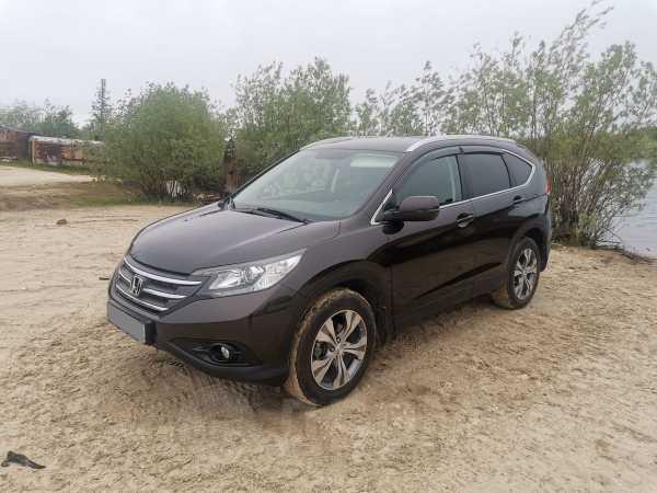 Honda CR-V, 2013 год, 1 430 000 руб.